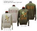 "TOYS McCOY (トイズマッコイ) MILITARY SWEAT SHIRT TWEETY ""TWEETY BIRD"" TMC1752「P」メンズ アメカジ 男性 トレーナー"