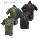 "TOYS McCOY (トイズマッコイ) MILITARY TEE SHIRT CASPER "" GRIM REAPER"" TMC1918「P」メンズ アメカジ 男性 半袖Tシャツ"