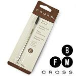 CROSSクロスボールペン・替え芯リフィールサイズ:3種(B・M・F)インク色:ブラックimported