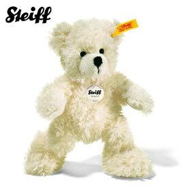 シュタイフ Steiff テディベア ロッテ ホワイト 28cm LOTTE Teddy bear 111310 くま ぬいぐるみ 【熨斗不可】