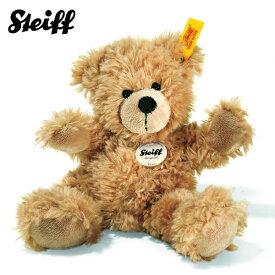 シュタイフ Steiff テディベア フィン ベージュ 28cm FYNN Teddy bear 111327 くま ぬいぐるみ 【熨斗不可】