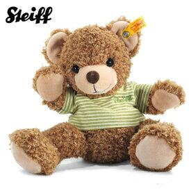 シュタイフ Steiff テディベア ヌンフィー 28cm Happy Friend Knuuffi Teddy bear 282232 くま ぬいぐるみ 熨斗不可
