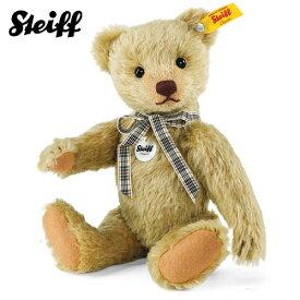 シュタイフ Steiff テディベア クラシック ブラス ベージュ 25cm Classic Brass Teddy bear 867 くま ぬいぐるみ 【送料無料】【熨斗不可】