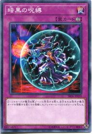 遊戯王 暗黒の呪縛 ノーマル SR06-JP039 永続罠