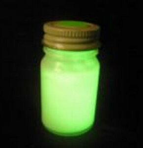 蓄光ペイント グリーン 20ml 蓄光 夜光 高輝度 発光 残光 蓄光塗料
