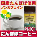 たんぽぽ コーヒー インスタント タンポポ カフェイン カフェインレス