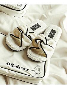 【LIFE STYLE WEAR】パイルヒールスリッパ GRACE CONTINENTAL グレースコンチネンタル シューズ フラット ホワイト ブラック【送料無料】[Rakuten Fashion]
