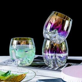 グラス 来客用 ファッショングラス デザイングラス コップ プレゼント 贈り物 結婚祝い 引越し祝い ガラス製 焼酎 ウイスキー おしゃれ 引出物 洋食器 お返し ご挨拶 [aat65]