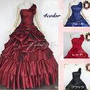 ウエディングドレス プリンセス ショルダー