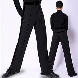 男性社交ダンス 衣装 モダンダンス ズボン 競技着 レッスンウェア メンズ ラテンダンス ズボン ベロア ベルベット 発表会 大きいサイズ ワルツ チャチャチャ ルンバ カウボーイ ステージ dm021x1x1c7/代引不可