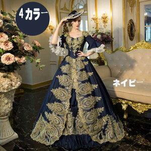【フリーサイズ】貴族衣装オーダーメイド可能王族服カラードレス締め上げジュリエット新劇演出現代劇演出ヨーロッパ風結婚式演出服パーティードレスパニエ追加可dd322zezeze/代引不可