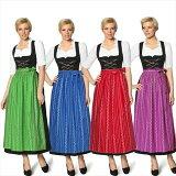 【再入荷】【サイズ有XS/S/M/L/XL/2XL】ミュンヘンのビール祭り服装オクトーバーフェストドイツ風ビール祭り4colorワンピースロング丈ヨーロッパ風ステージ衣装文化祭eb018h2/代引不可