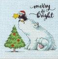 <クリスマス・刺繍キット>かわいい♪クリスマスのクロスステッチキットを教えてください