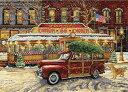 メール便送料無料 Design Works デザインワークス クロスステッチ刺繍キット ルート66 クリスマスディナー 14ct クロ…