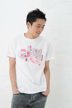 5.6ozプリントTシャツ半袖|Lifeeffecter|XS~Lサイズ、メンズ・レディース、お揃い・ペアルック◎|GRACIOUSGROUND(グレイシャスグラウンド)|【メール便、レターパック対応】【auktn】05P23Sep15