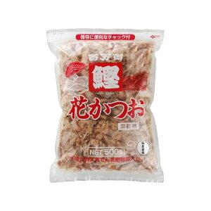 ケース【ジーエスフード】百万両花かつお 500g 5袋入/業務用食品材料
