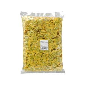 【ジーエスフード】ねりからしミニパック 1000コ 単品/業務用食品材料