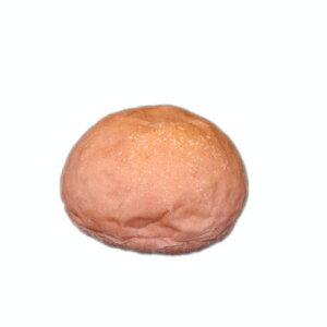 ハンバーガー用レッドバンズ64個《赤色、ピンク》レギュラー直径9cm【冷凍出荷】