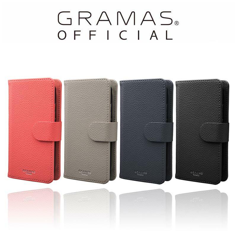 """【公式】 GRAMAS グラマス """"EveryCa2"""" Multi PU Leather Case for Smartphone M Size"""