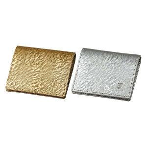 【公式】 GRAMAS グラマス 本革小銭入れ Quadrifoglio Money Clip Coin Case 【 送料無料 】高級 ビジネス ギフト プレゼント