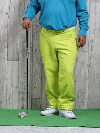 【大きいサイズ・メンズ】ルコックスポルティフ ゴルフ/le coq sportif GOLF ソフトフィットウエストパンツ
