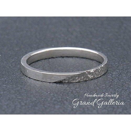 【Grand Galleria グランドガレリア】 ストラクチャー リング 指輪 サイズ0〜30号 シルバーアクセサリー シルバー925 ハンドメイド 手作り メンズ レディース ユニセックス ペア 彼氏 彼女 誕生日 プレゼント ギフト包装