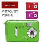 VISTAQUEST(ビスタクエスト)VQ7024Jトイデジ(デジカメ)
