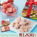 スプリング セレクション ホワイト チョコレート スイーツ プレゼント