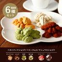 人気商品 お試しセット B(6種) ペカンナッツショコラ ( キャラメル ココア 和三盆 抹茶 ) 、ストロベリーチョコ、マシ…