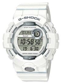 CASIO カシオ G-SHOCK Gショックメンズ G-SQUAD スマートフォンリンク ランニング 白 ホワイト GBD-800-7 海外モデル メンズ腕時計 メンズウォッチ 並行輸入品