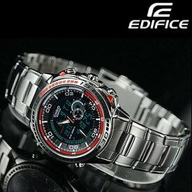カシオ エディフィス CASIO EDIFICE アナデジ腕時計 EFA-121D-1AVEF チプカシ 10気圧防水 メンズ腕時計 メンズウォッチ 並行輸入品 海外モデル 人気 ギフト プレゼント