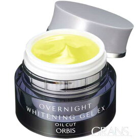 ORBIS オルビス  オーバーナイトホワイトニングジェルEX ボトル入り 30g 本体