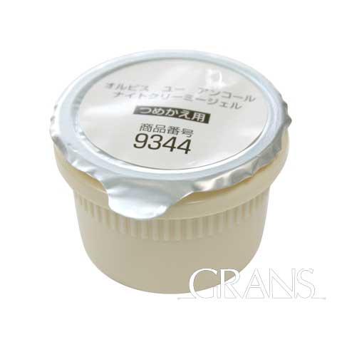 ORBIS オルビスユー アンコール ナイトクリーミージェルつめかえ用 [詰替え][レフィル] 30g <夜用保湿液>