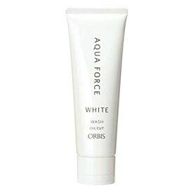 ORBIS オルビス アクアフォースホワイトウォッシュ 120g 洗顔料 洗顔フォーム