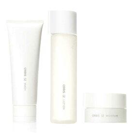 ORBIS オルビスユー スタートセット (ウォッシュ+ローションボトル入り+モイスチャーボトル入り) 洗顔料 化粧水 保湿液