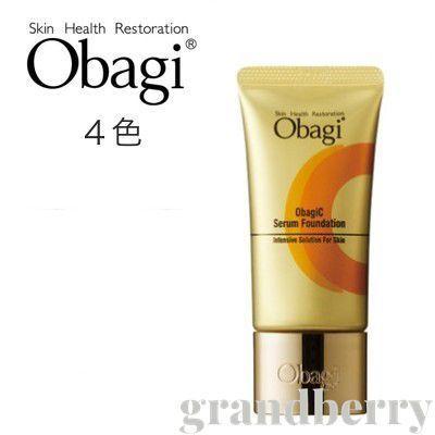 Obagi オバジC セラムファンデーション 全4色 (リキッドファンデーション)