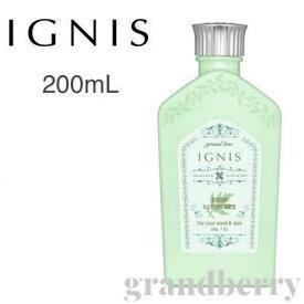 イグニス フレッシュ ネイチャーウォーター (薬用化粧水)200mL