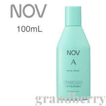 NOV(ノブ) A アクネローション (にきび肌用化粧水) 100mL