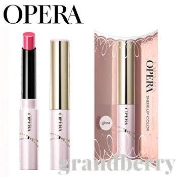 【メール便可】OPERA(オペラ) R シアーリップカラー N 10色
