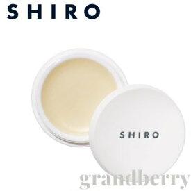SHIRO(シロ) ホワイトリリー 練り香水 (フレグランス) 12g【メール便発送】
