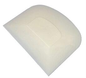 ドレッジ(カード)耐熱スケッパー 12cm 【製菓 製パン】KYS-DSKP09