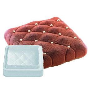 超柔軟シリコンケーキ型 MATELASSE 16cm マテラッセ 1000ml シリコマート silikomartシリコン型 オーブン冷凍兼用