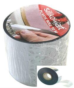 ロールフィルム セルクル用ケーキシート 透明フィルム セロフィン ムースフィルム 10M巻 5cm幅[【PVCROLL】