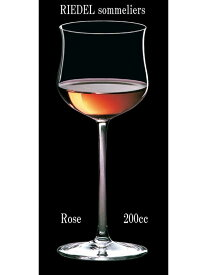RIEDEL sommeliers 【リーデル ソムリエ】Rose ロゼ 4400/4 ロゼワイングラス200cc