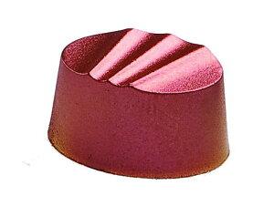 チョコレート型martellato【MA1907 オーバル 楕円形】ポリカーボネイト製(ハードプラスチック) ボンボンショコラ型抜きチョコレート型イタリア マルテラート社製