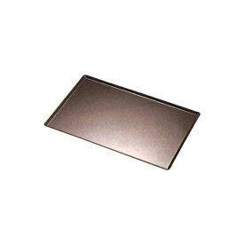 ベイキング天板 鉄(クリアー塗装)大 フレンチサイズ609121101