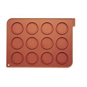 シリコン型 外寸400×300サイズ WHOOPIES ウーピーパイ シート シリコマート silikomart wop01