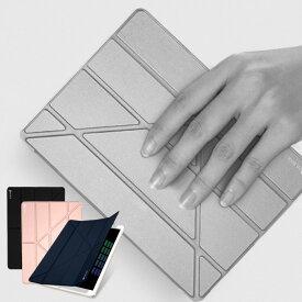 iPad Pro 12.9インチ カバー 手帳型 オートスリープ スタンド 12.9inch iPadpro スリープ切り替え アイパッドケース iPadケース
