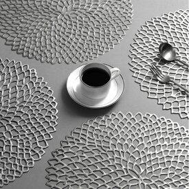 ランチョンマット ランチマット 北欧 おしゃれ 北欧 水洗い可 汚れ 傷防止 敷物 テーブルクロス インテリア 食卓 プレースマット プレイスマット テーブルウェア パーティー 撥水加工 約37cm×38cm