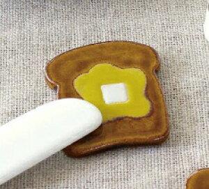 箸置き トースト バター ハチミツ 目玉焼き 日本製 カトラリーレスト 箸置き 陶器